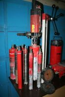 DD130 Hilti Wet Core