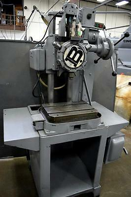 Burgmaster 1d Turret Drill Tapping Machine