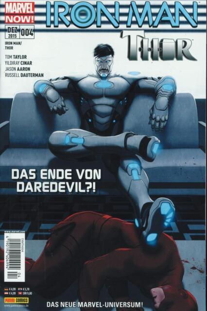 Iron Man/ Thor 4, Panini