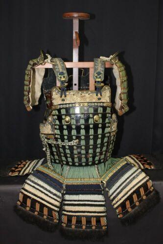 (AH-15) High Grade Beautiful MOGAMI DOUMARU with SODE Edo