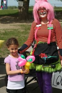 BUNKY THE CLOWN- BALLOONS.FACE-PAINTING;PERFORMANCES Ottawa Ottawa / Gatineau Area image 1