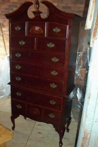 COMMODE HIGHBOY