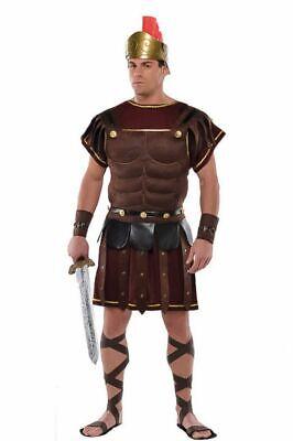 Römer Herren Kostüm Roman Soldier Brustpanzer Rüstung römischer Soldat - Brust Rüstung Kostüm