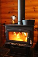 The weather is changing. Time to think about winter firewood!