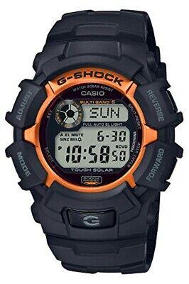 Casio G-SHOCK Reloj GW-2320SF-1B4JR Eléctrico Ola Solar Fuego Paquete 20 Hombres