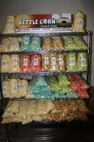 SWEET AND SALTY KETTLE CORN Camrose and area
