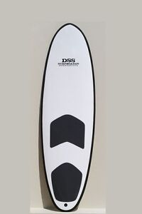 Soft Board DSS Double Sided Slick Surfboard Malaga Swan Area Preview
