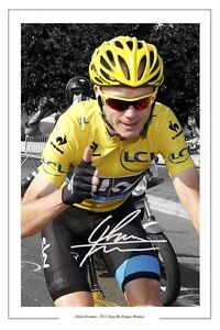 CHRIS-FROOME-2013-TOUR-DE-FRANCE-SIGNED-AUTOGRAPH-PHOTO-PRINT