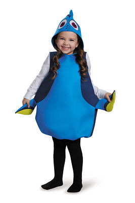 Child Finding Dory Classic Costume Standard Size - Dory Halloween Costume