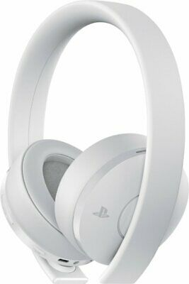 🔥 SONY PLAYSTATION GOLD WIRELESS HEADSET ONLY 7.1 PS4 PS 4 PRO CUHYA-0080 🔥
