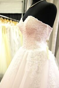 Bridal Gown & Veil Clearence