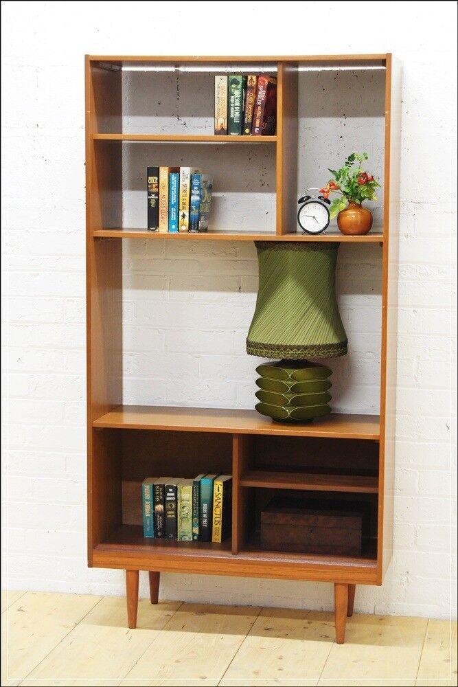 Vintage Sideboard Room Divider Bookcase Schreiber Danish