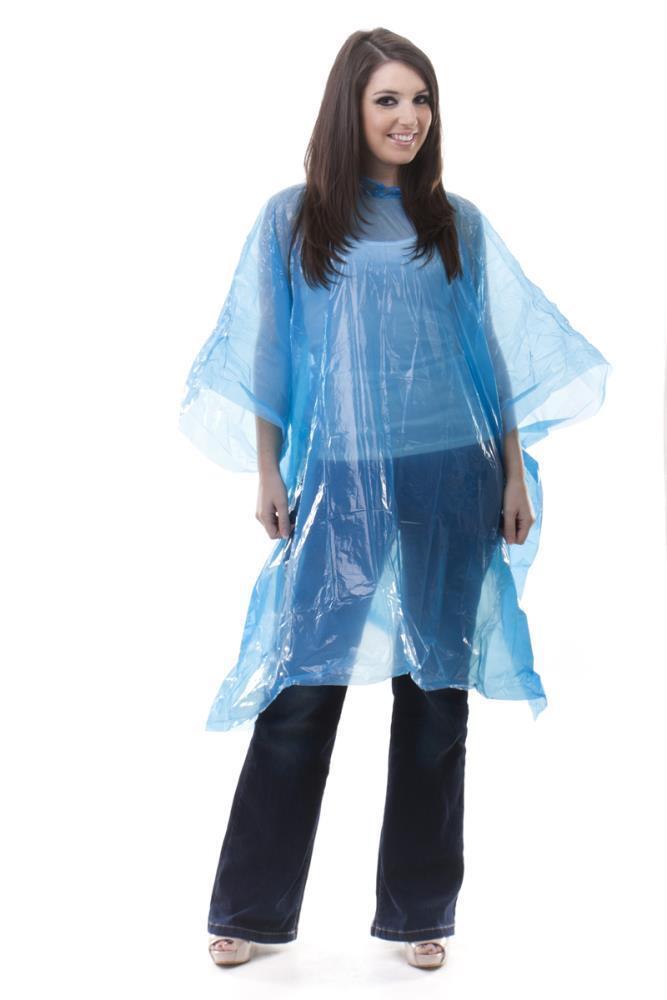 Staydry Waterproof Adult & Child Rain Poncho Men & Women Dis