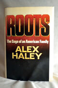 Alex Haley Signed