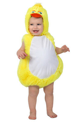 Duck Halloween Costume Toddlers (Toddler Plucky Duck Suit Halloween)