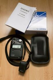 Sekonic Flashmate model L-308S Boxed and as new condition.