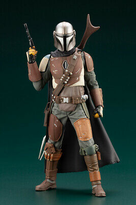 Star Wars The Mandalorian ArtFX+ Kotobukiya Mando Bounty Hunter