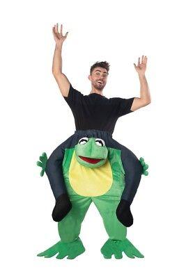 Trage Mich Frosch Reite Erwachsene Kostüm Halloween Polyester Requisit
