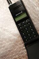 Ericsson Gf 388 (gf388) Gsm Flip Phone 1995 Vintage - ericsson - ebay.it