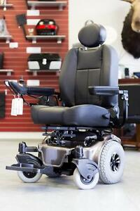 Heartway LR-1 // NEW Heavy Duty Power Wheelchair