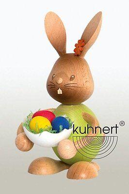 Kuhnert,Osterhasen Stupsi,Hase Hase mit Eierschale,52218