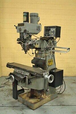 Supermax Model Ycm-16vs Cnc Vertical Mill Prototrak Yoder 56751