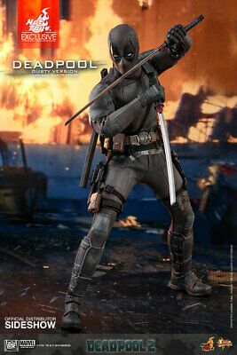 Deadpool 12 Inch MMS - Deadpool Dusty Version Hot Toys 903750