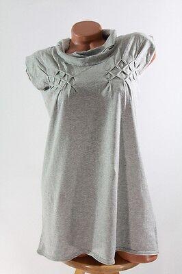 NOA NOA Tunika Pullover Comico Knit Mushroom Neu mit Etikett Gr.XS / S (Tunika Pullover Kleider Für Frauen)