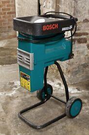 Bosch 2200HP Garden Shredder - BARGAIN!