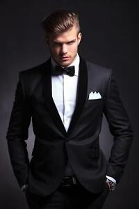 Mens Wedding Suits Evening Suits Groom Tuxedos Formal Business Suits Custom Made