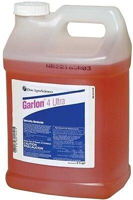 Garlon 4 Ultra Triclopyr 60.45% Herbicide - 2.5 Gal.