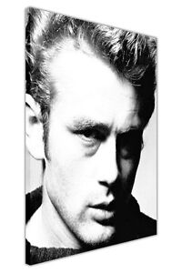 james dean black and white painting - photo #43