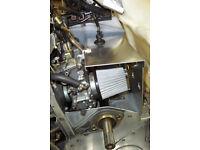NEW Ski-Doo Heavy Duty Air Intake Filters  #860201399