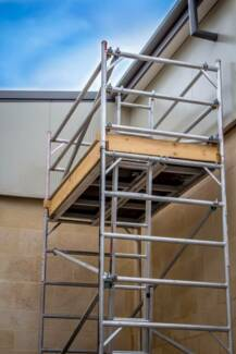 Cheapest Hire of Mobile Aluminium Scaffolds in Perth