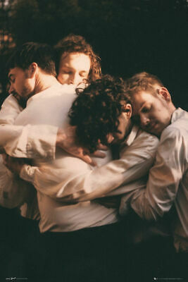 THE 1975 - HUG POSTER 24x36 - MUSIC 2106