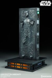 Star Wars Han Solo in Carbonite - 1/6 Scale - Sideshow Collectibles