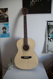 Redwood guitar