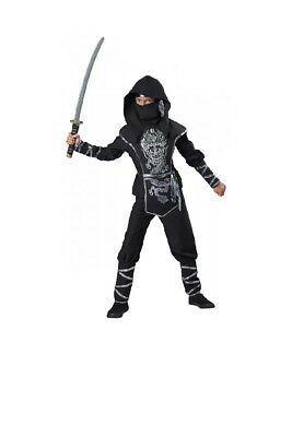In character Costume Dragon Ninja Size 8 New Halloween= ()