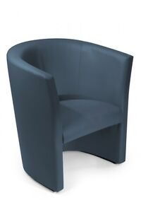 Cocktailsessel blau  CHARLY Chucky Cocktailsessel Sessel Loungesessel Polstersessel 1er ...
