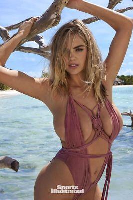 2018 Sports Illustrated Si Swimsuit Bikini Model   Kate Upton  Various  E