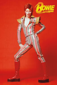 DAVID BOWIE - GLAM POSTER - 24x36 - MUSIC 241423