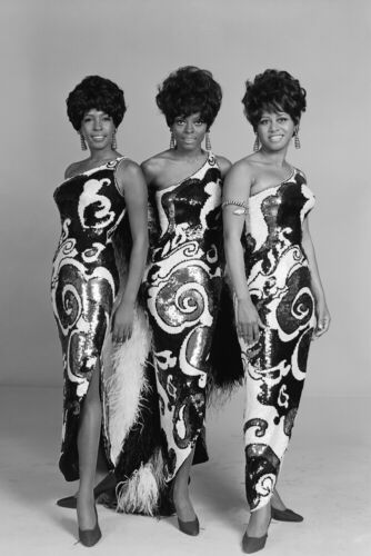 DIANA ROSS AND THE SUPREMES POSTER