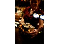 LIVE-IN POSITION FOR THE BEST BAR/WAIT STAFF IN A FAST-PACED COTSWOLDS BAR, HOTEL, RESTAURANT