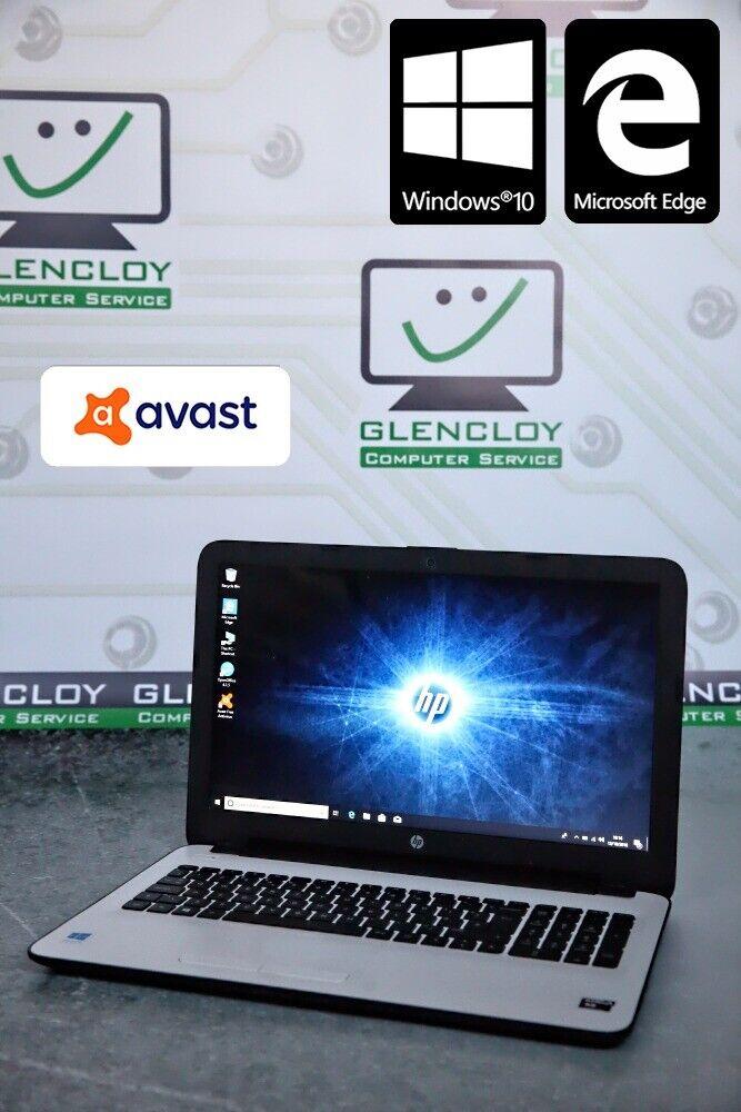 HP 15-af153sa laptop + 6 MONTHS WARRANTY | in Ballymena, County Antrim |  Gumtree
