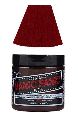 Haarfarbe Manic Panic Infra