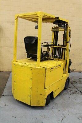 5000 Lb Yale Electric Forklift Yoder 61738