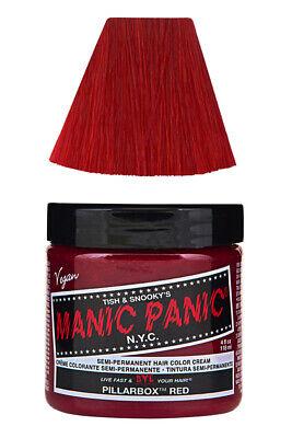 Haarfarbe Manic Panic Pillarbox