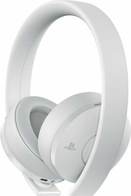 Sony PlayStation4Gold Wireless Stereo Headset Replacement Headset ONLY NOdon(221