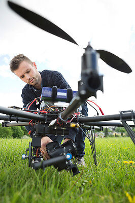 Drones open up a new world for photographers
