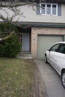 Three Bedroom Central Townhouse - Close to 401 and West End